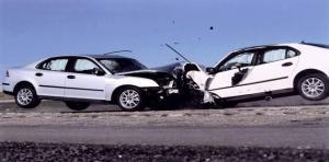 اصابة 10 اشخاص بحادثي تصادم في اربد