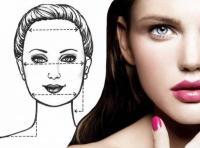 كيف تطبّقين المكياج حسب شكل وجهك ؟