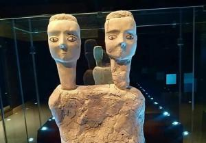 تماثيل اردنية تؤكد انها الاقدم تاريخيا بالعالم (صور)
