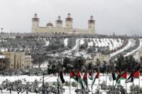 توقعات بعاصفة ثلجية قوية تجتاح المنطقة ومنها المملكة