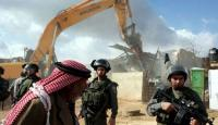 الاحتلال يهدم منشآت سكنية وحظائر اغنام بالاغوار الشمالية