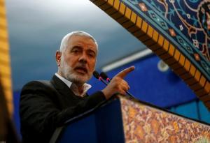 مجددا  ..  اسماعيل هنية رئيسا لمكتب حماس السياسي