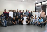 """طلبة """"عمان العربية"""" يكرمون موظفي الخدمات الجامعية"""