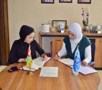 اتفاقية تعاون مشترك بين عمان الأهلية وأكاديمية أريج للتدريب
