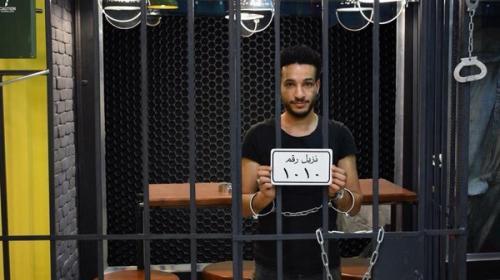 مطعم على هيئة سجن والزبائن يأكلون في زنازين (صور)