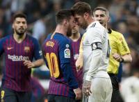 تعليق الكرة الإسبانية لأجل غير مسمى