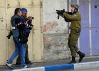 58 انتهاكا على الحريات الإعلامية في فلسطين