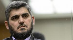 استقالة كبير مفاوضي المعارضة السورية