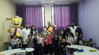 """كلية التمريض بـ""""عمان الاهلية"""" تحتفل بيوم الطفل العالمي"""