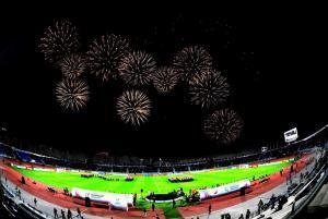 سواعد اردنية تشرف على إفتتاح كأس آسيا للسيدات