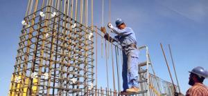 40% نسبة التراجع في قطاع الانشاءات الاردني
