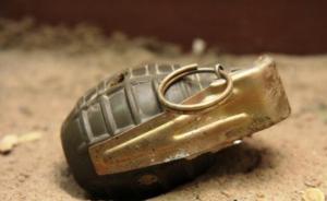العثور على قنبلة قديمة في اربد