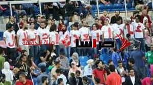 """طرد معترضين على """"الغاز الاسرائيلي"""" من مباراة كوريا واليابان (صورة)"""