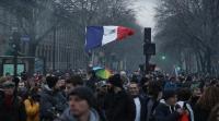 مظاهرات في فرنسا وبريطانيا وأستراليا ضد إلزامية اللقاح