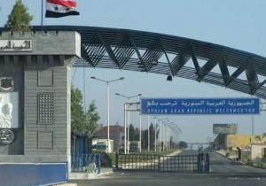 مسلحون يعترضون طريق اردنيين اثناء دخولهم الى سوريا