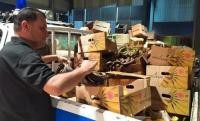 ضبط خمسة أطنان من البضائع الفاسدة في نابلس