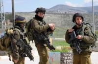 حظر تجول في صفوف الجيش الصهيوني