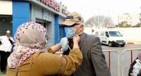 12 وفاة و554 إصابة جديدة بكورونا في الجزائر