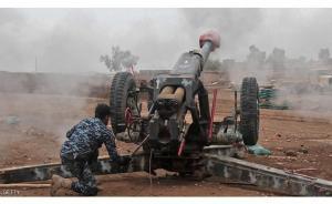 القوات العراقية تقتحم مطار الموصل