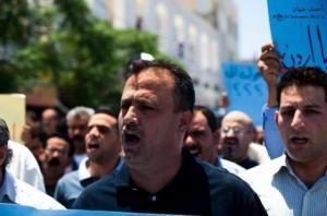 اعتقال الناشط قيصر المحيسن