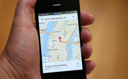 خرائط غوغل تضيف ميزة ينتظرها كثيرون