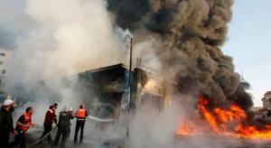 قتلى وجرحى بهجوم انتحاري شمال شرق الموصل