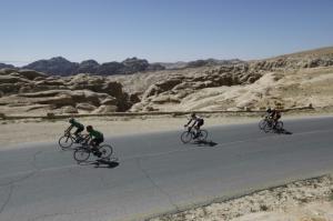 """سباق دراجات اردني - """"اسرائيلي"""" ينطلق من عمان!"""