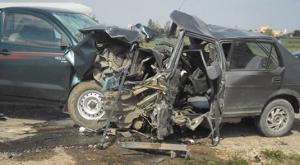 وفاة وإصابة بحادث سير في عمان