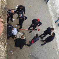 لوحة الإنسانية بريشة الأمن العام (صور)