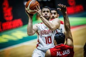منتخب السلة الأردني يخسر أمام اليونان