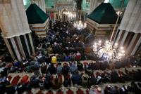 """الآف يحيون """" الفجر العظيم"""" بالمسجد الإبراهيمي (صور)"""
