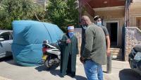 الإحتلال يعتقل الشيخ صبري والمقدسية الحلواني ( فيديو وصور)