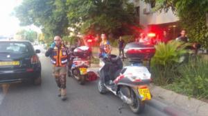 """عملية طعن في """"تل أبيب"""" واعتقال المنفذ"""