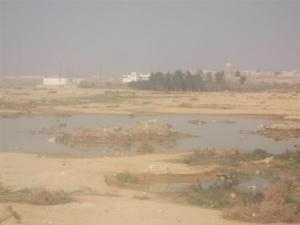 شوارع الضليل تغرق بالمياه والأشغال غائبة عن المشهد
