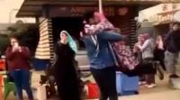 """جامعة الأزهر تصدر قرارها النهائي بشأن """"فيديو الحضن"""""""