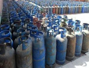 ضبط مخالفات بمستودعات توزيع الغاز