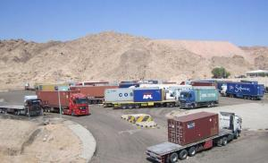 تعليق إضراب الشاحنات بعد بوادر انفراج