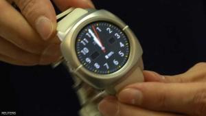 ساعة ذكية لمراقبة صحة المرضى