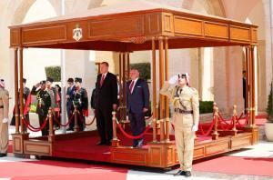 الملك لأردوغان : سنتغلب على جميع المصاعب يدا بيد (صور)