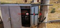 سرقة محول كهرباء رئيسي في الطفيلة (صور)