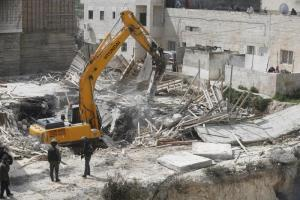 """الأمم المتحدة تطالب """"اسرائيل"""" بوقف هدم المنازل"""