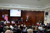 """محاضرة في """"عمان الأهلية"""" حول سرطان الثدي"""