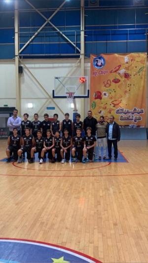 فوز اتحاد عمان على فريق الأرثوذكسي ضمن بطولة كرة السلة