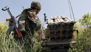 """سوريا: """"بركان البادية"""" بدأت بـ(6) جبهات"""