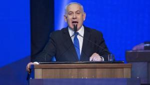 """""""النتن ياهو"""": مشاركة العرب في الحكومة خطر على أمن الكيان"""