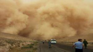 هذا ما عليك فعله عند حدوث العواصف الرمليه (نصائح)