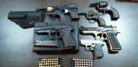 القبض على 750 شخصا بحوزتهم 895 سلاحا ناريا