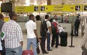 مصر تشدد الرقابة على القادمين من السودان بسبب الكوليرا