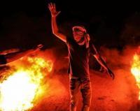 """اصابة 19 شخصاً برصاص الاحتلال خلال """"الارباك الليلي"""" بغزة"""