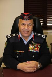 اللواء المتقاعد سالم عليمات يوجه رسالة لمنتسبي الامن العام
